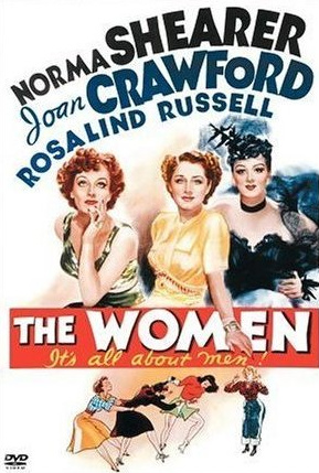 The Women Movie Poster/DVD Cover