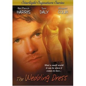 The Wedding Dress DVD Cover