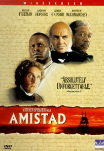 Amistad DVD Cover